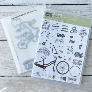 Retired Bundle, Bike Ride available to buy from Mikaela Titheridge, UK Independent Stampin' Up! Demonstrator, The Crafty oINK Pen. Stampin' Up! Products available through my online UK store 24/7. Use my Shopping Code at checkout for personal rewards from me.