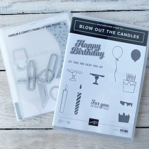 Retired Bundle, Blow out the Candles available to buy from Mikaela Titheridge, UK Independent Stampin' Up! Demonstrator, The Crafty oINK Pen. Stampin' Up! Products available through my online UK store 24/7. Use my Shopping Code at checkout for personal rewards from me.