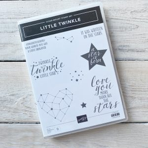 Retired Stamp Set for Sale here - Little Twinkle - Mikaela Titheridge, UK Independent Stampin' Up! Demonstrator, The Crafty oINK Pen. Stampin' Up! Products available through my online UK store 24/7. Use my Shopping Code at checkout for personal rewards from me.