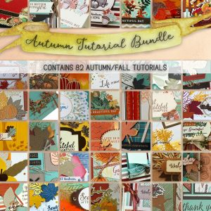 The Crafty oINK Pen, along with many other Demonstrators from around the world having joined forces to bring you this fabulous Autumn Mega Bundle of no less than 82 Tutorials using Autumn / Fall Products by Stampin' Up! Buy your tutorial here through me, Mikaela Titheridge, UK Independent Stampin' Up! Demonstrator, The Crafty oINK Pen. Buy your Stampin' Up! Products through my online store 24/7. Use my Shopping Code at checkout for personal rewards from me. Can be found here on my Blog.