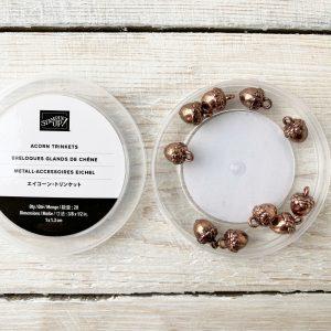 Copper Acorn Trinkets 10