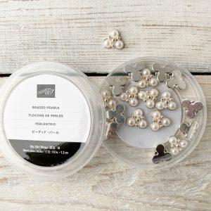 Beaded Pearls Embellishments