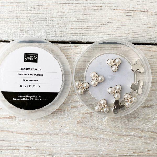 Beaded Pearl Embellishments