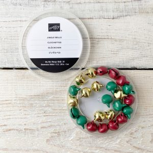 Jingle Bells, Red, Green and Gold