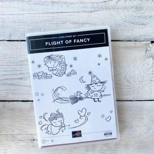 Stampin' Up! Flight of Fancy Stamp set