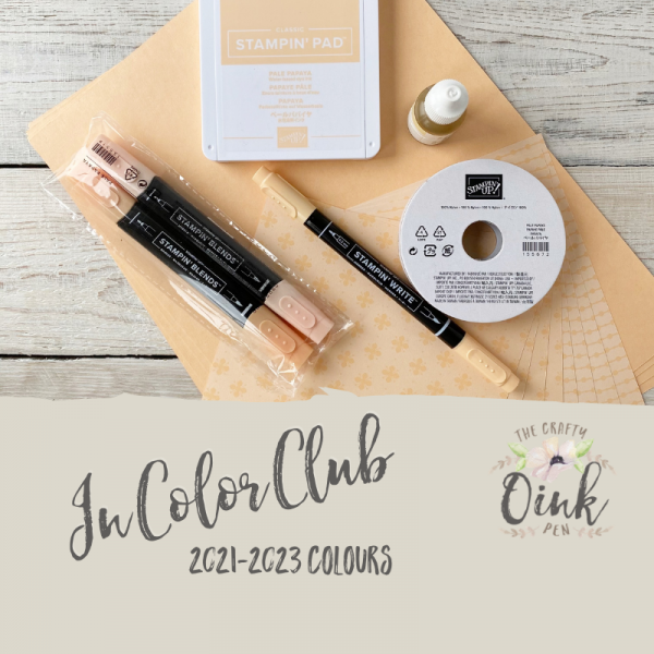Stampin' Up! In Color Club
