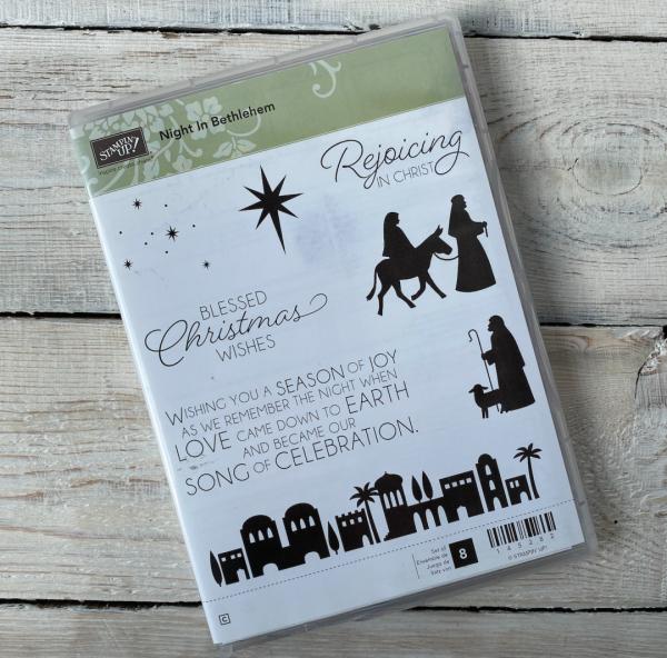 Stampin' Up! stamp set night in Bethlehem