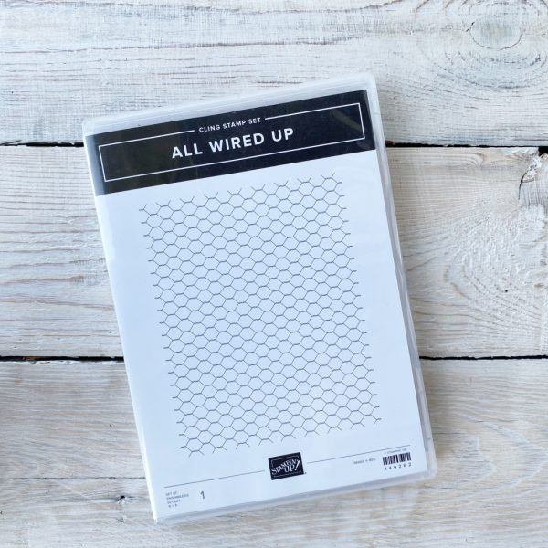 Stampin' Up! All Wired Up Stamp set
