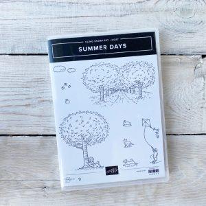Stampin' Up! stamp set summer days